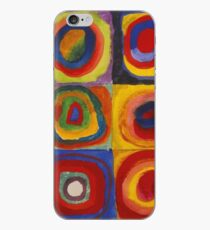 Kandinsky pattern iPhone Case