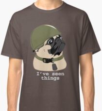 Pug of War Classic T-Shirt