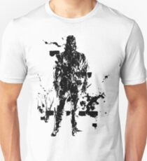 Big Boss MGS3 Unisex T-Shirt