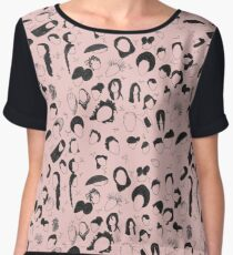 Hair! Women's Chiffon Top