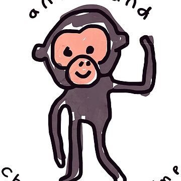 Charlie the Chimp by jackfords