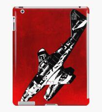 ME262 Jet Fighter of WW2 iPad Case/Skin