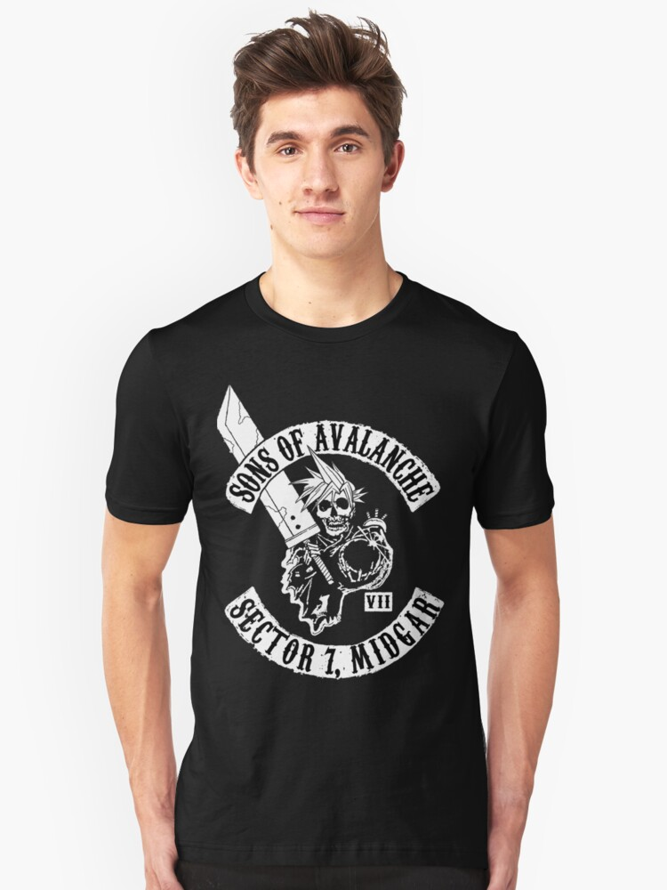 Sons Of Avalanche Unisex T-Shirt Front