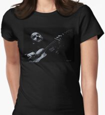 Acoustic Seranade Women's Fitted T-Shirt