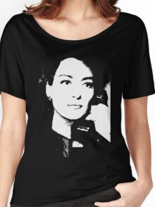 Joan Crawford Mildred Pierce 1945 Women's Relaxed Fit T-Shirt