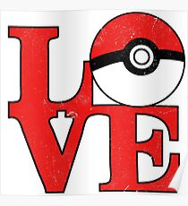 Poke-Love Poster