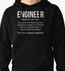 Engineer Shirt Pullover Hoodie