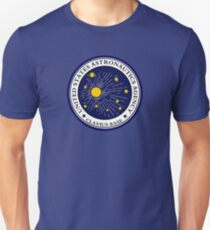 CLAVIUS MOON BASE - 2001 SPACE ODYSSEY T-Shirt