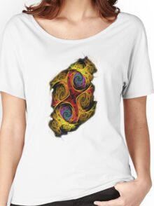 Double Or Too Many - White/Light Women's Relaxed Fit T-Shirt