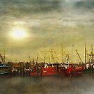 Docked by John Rivera
