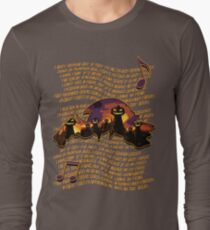 Sonic Adventure 2: Pumpkin Hill Long Sleeve T-Shirt