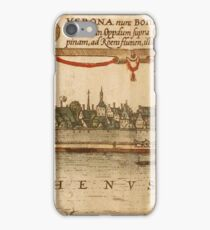 Bonn Vintage map.Geography Germany ,city view,building,political,Lithography,historical fashion,geo design,Cartography,Country,Science,history,urban iPhone Case/Skin