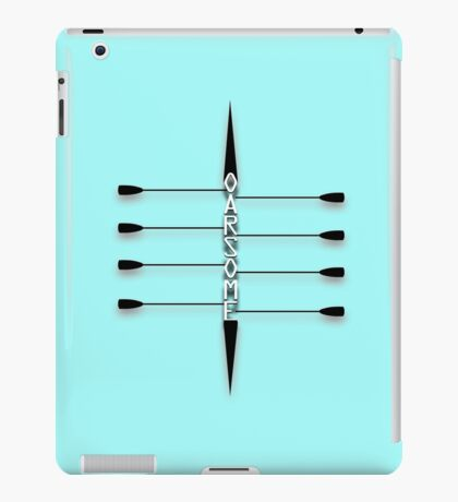 Oarsome! iPad Case/Skin