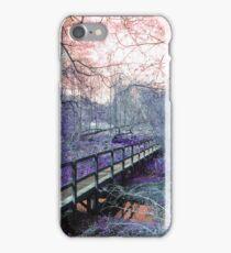 Obscure Landscape iPhone Case/Skin