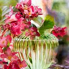 Begonia Art by John Rivera