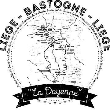 Liege - Bastogne - Liege by kaipehkonen