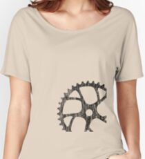 Bike Cog Women's Relaxed Fit T-Shirt