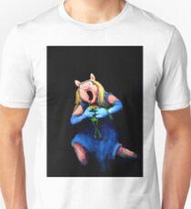 Miss Piggy Devouring Kermit T-Shirt