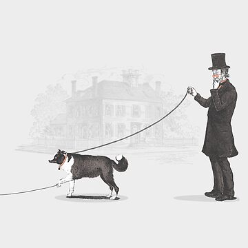 Walking The Dog von jacquesmaes