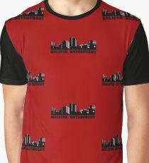 Halifax Waterfront - Nova Scotia Graphic T-Shirt