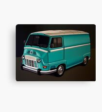 Renault Estafette Painting Canvas Print