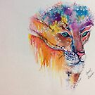 Aslan by BevsArtCreation