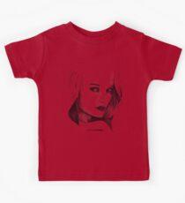 Natalie Portman Illustration Kids Clothes
