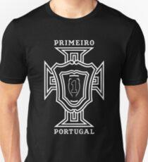 Portugal The Winner Euro 2016 France Unisex T-Shirt
