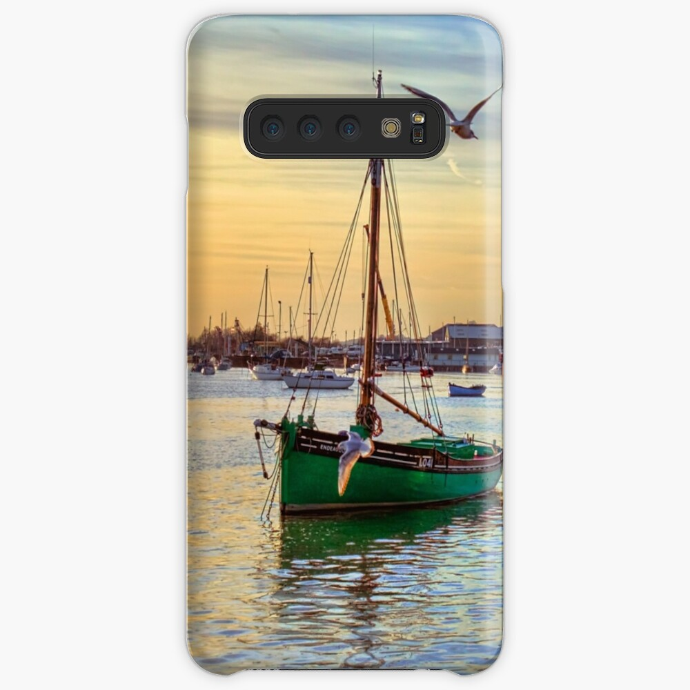 Endeavour Case & Skin for Samsung Galaxy