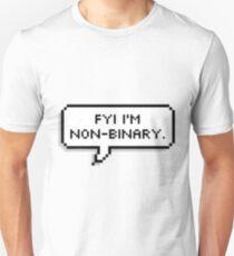 Non-binary Unisex T-Shirt