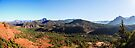 Cathedral Rock - Back to the Begining - Panorama by eegibson