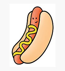 hotdog Photographic Print