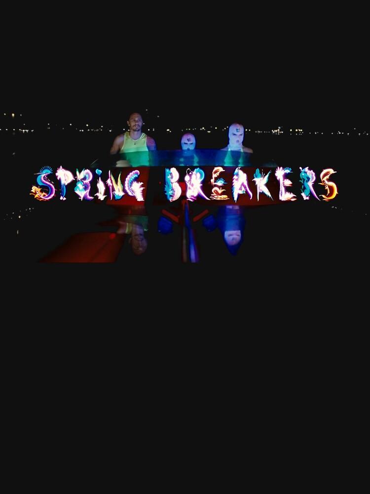 Spring Breakers by martyrofevil