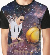 oppa-gangnam-butt Graphic T-Shirt
