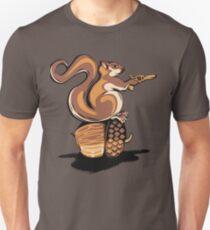 BACK OFF MY NUT! Unisex T-Shirt