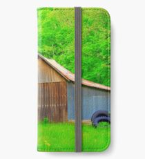 Going Green Country Style iPhone Wallet/Case/Skin