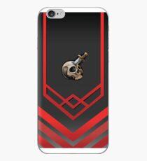 120 Slayer Cape Pattern - Runescape iPhone Case