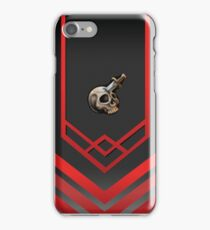 120 Slayer Cape Pattern - Runescape iPhone Case/Skin