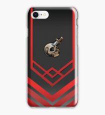 120 Slayer Cape Pattern - Runescape iPhone Case/Skin