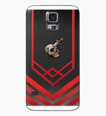 120 Slayer Cape Pattern - Runescape Case/Skin for Samsung Galaxy