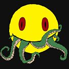 Cthulu smiley ii by morphfix