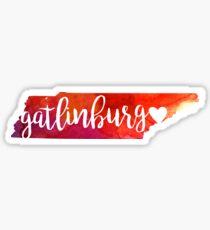 Gatlinburg Sticker