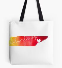 Gatlinburg Tote Bag