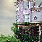 A Victorian Seaside Cottage by Debra Fedchin