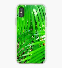 Palm Green iPhone Case