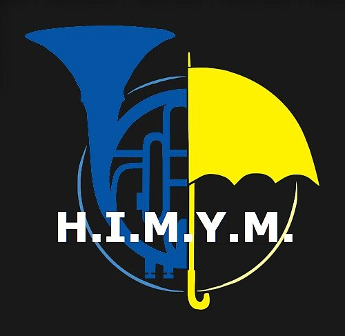 Quot Blue French Horn Vs Yellow Umbrella How I Met Your