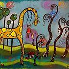 Juli Cady Ryan's Let's Talk About It:  Art that Benefits Mental Health Awareness  by Juli Cady Ryan