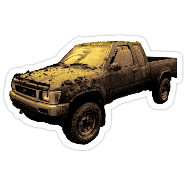 Muddy Truck 2 by kriss53