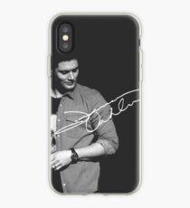 Jensen Ackles iPhone Case