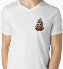 Sailor Jerry Pirate Ship T-Shirt